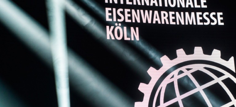 Peta will be at the International Hardware Fair in Cologne