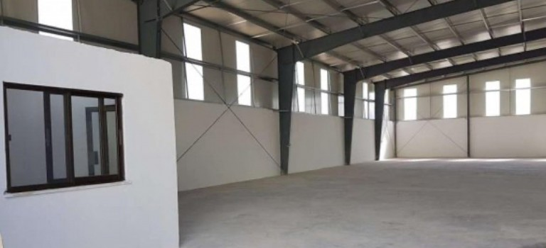 Peta is constructing a new paint roller factory in Zarqa - Jordan
